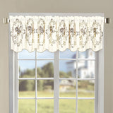 "Classic Embroidery Valance, 60"" x 19"""