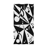Soft Highly Absorbent Large Decorative Hand Towel Multipurpose for Bathroom, Hotel, Gym and Spa (16 x 30 Inches) Naanle