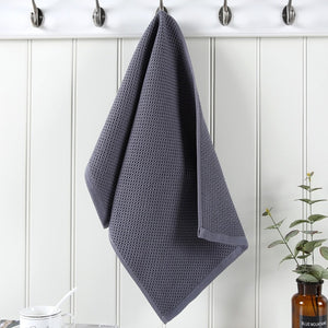 "Cotton Hand Waffle Towel Face Care  13"" x 28.5"""