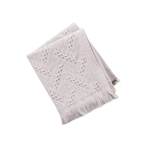 "Hand Towel  Cotton Face Care  12.5"" x 28.5"""
