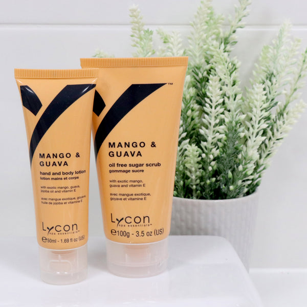Mango & Guava Hand & Body Lotion / Lotion mit Mango & Guave 50ml