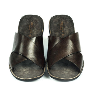 BRADOR Walk Brown Sandals