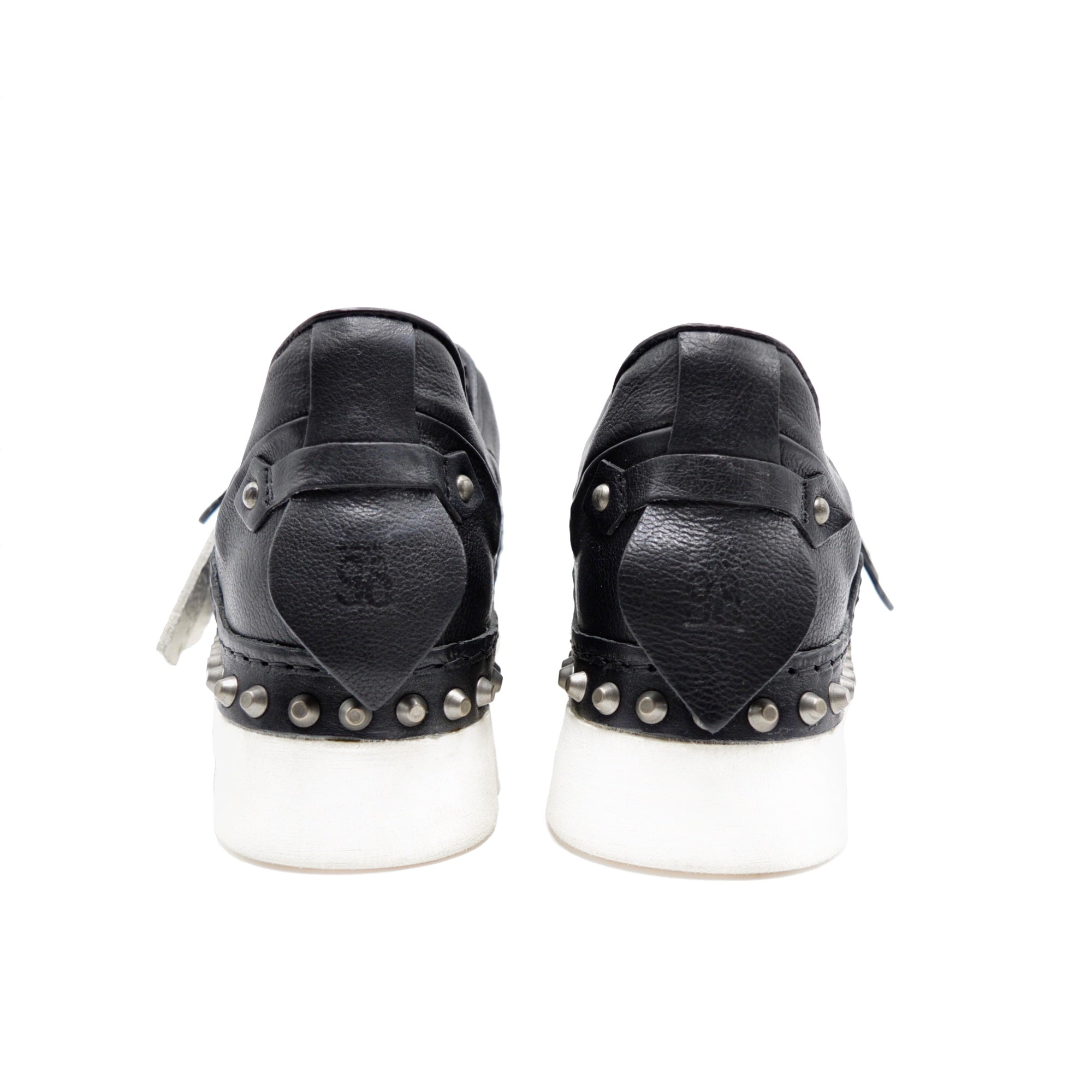 A.S.98 Black Sneakers