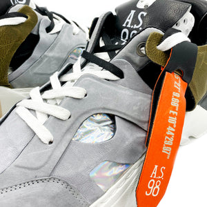 A.S.98 Men Monster Sneakers