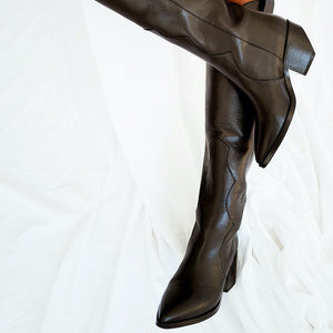 INCH2 HIGH WESTERN BOOTS