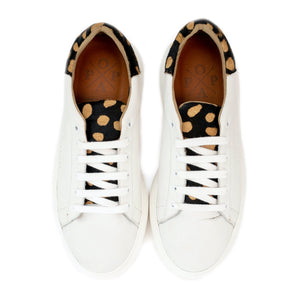 POPA Sneakers Valnera Dots Black