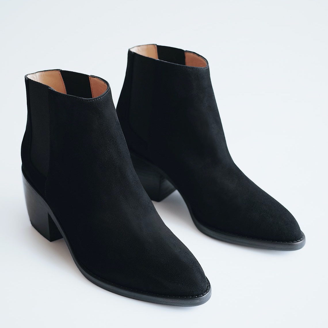 INCH2 WESTERN ANKLE BOOTS