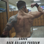 COBRA BACK BUILDING PROGRAM (VOL 1)