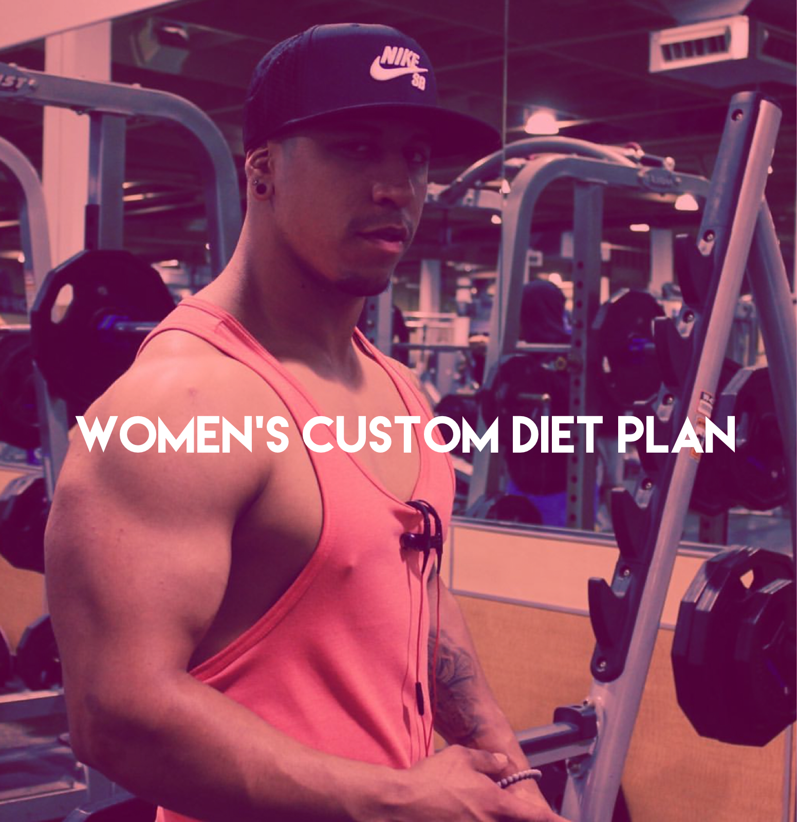 WOMEN'S FULL CUSTOMIZED DIET PLAN