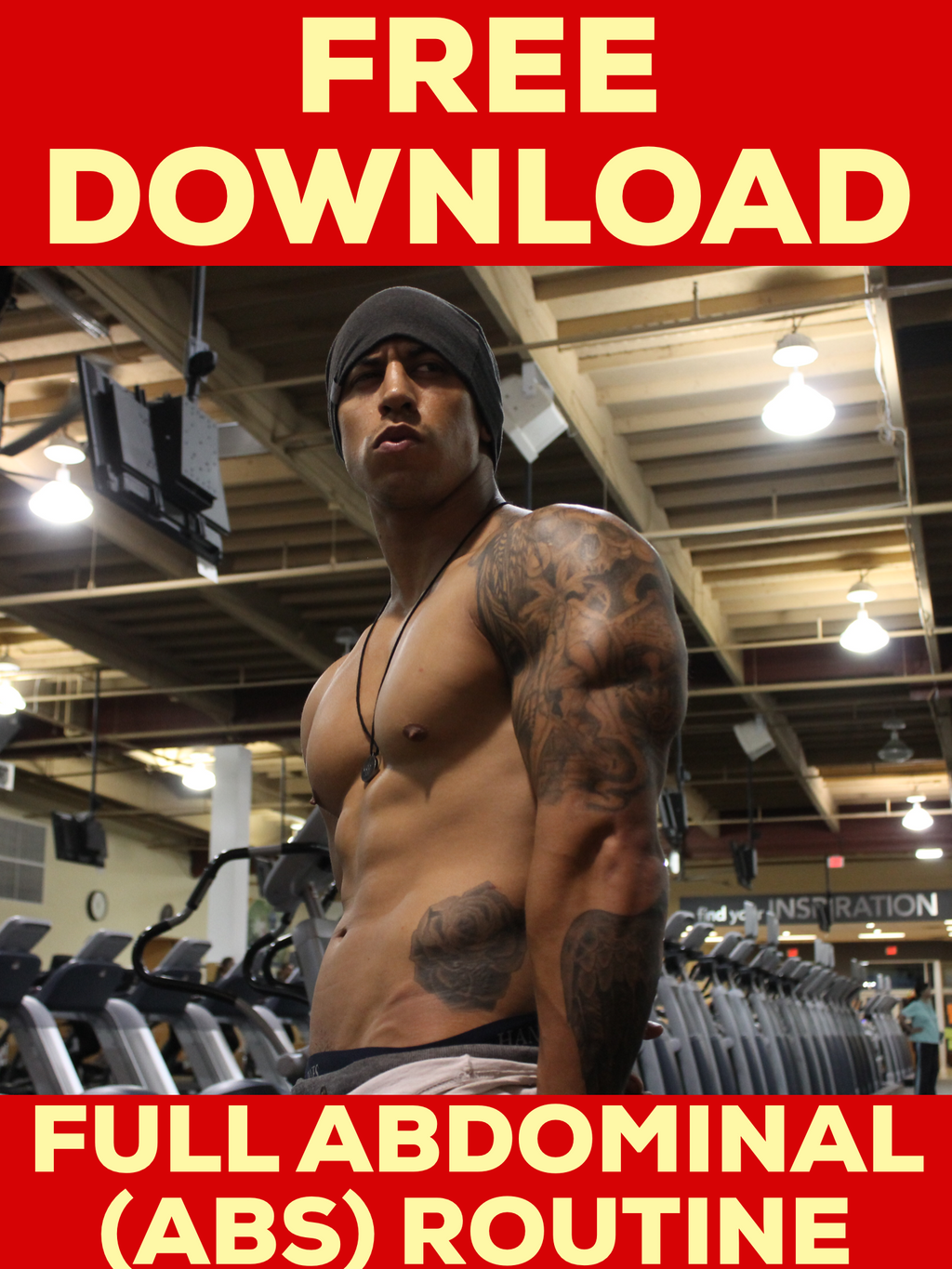 EXTREME (ABS) ABDOMINAL WORKOUT PLAN (VOL 1)