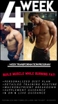 FULLY CUSTOMIZED 4 WEEK (DIET+TRAINING) PROGRAM W/ (VIDEO CHAT)