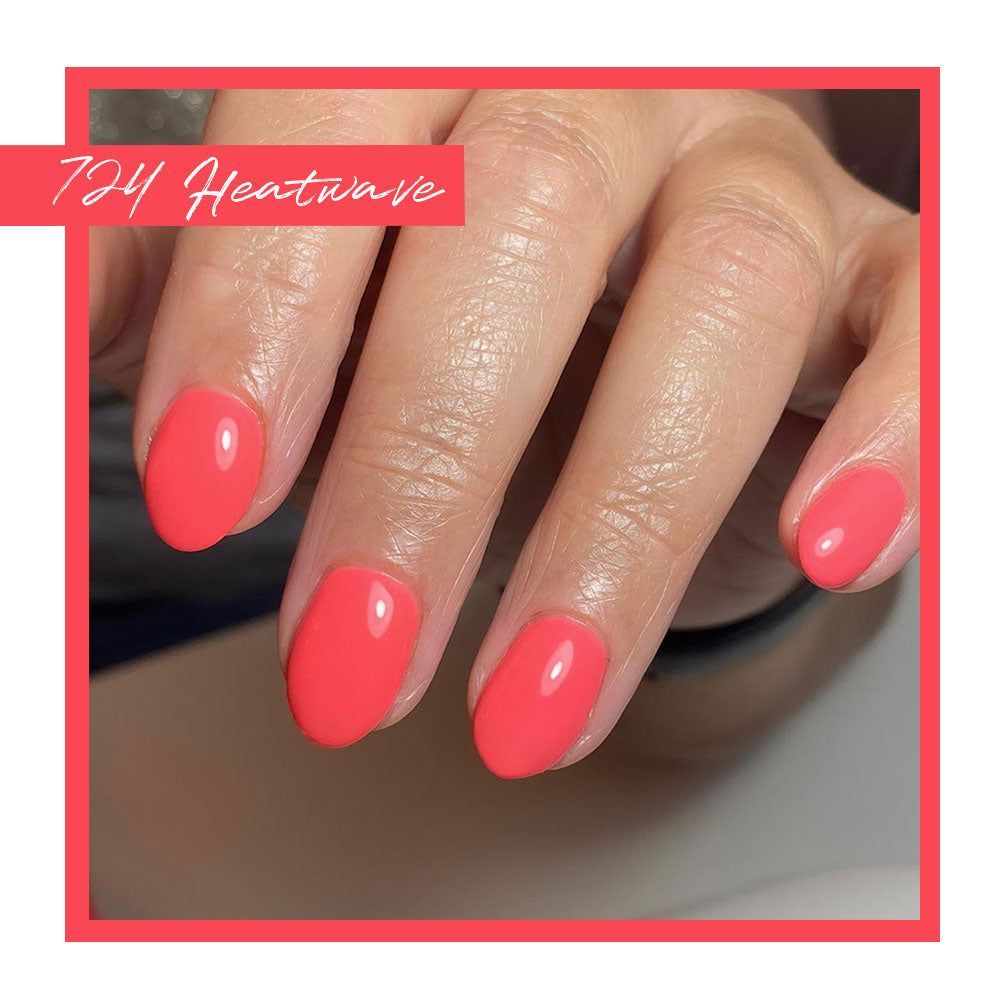 Calgel Heatwave. Heatwave is also available in Pro Colour.