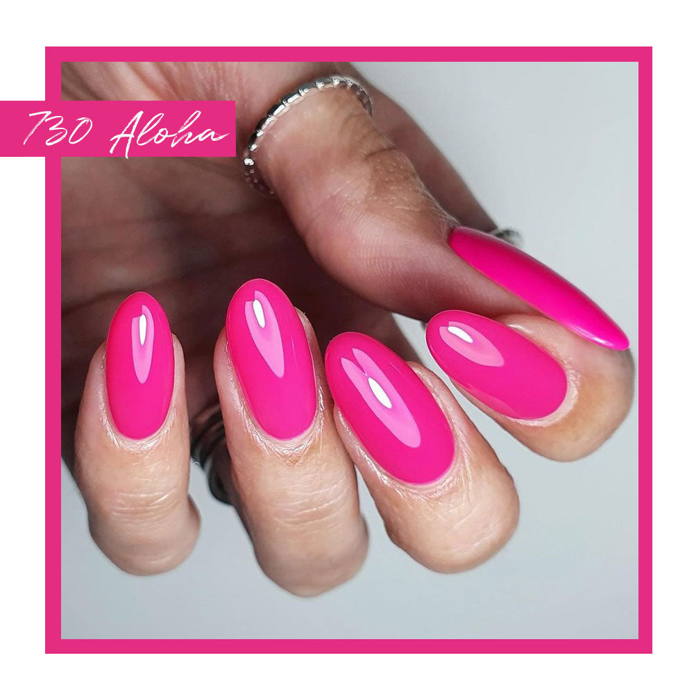 Calgel Aloha. Aloha is also available in Pro Colour.