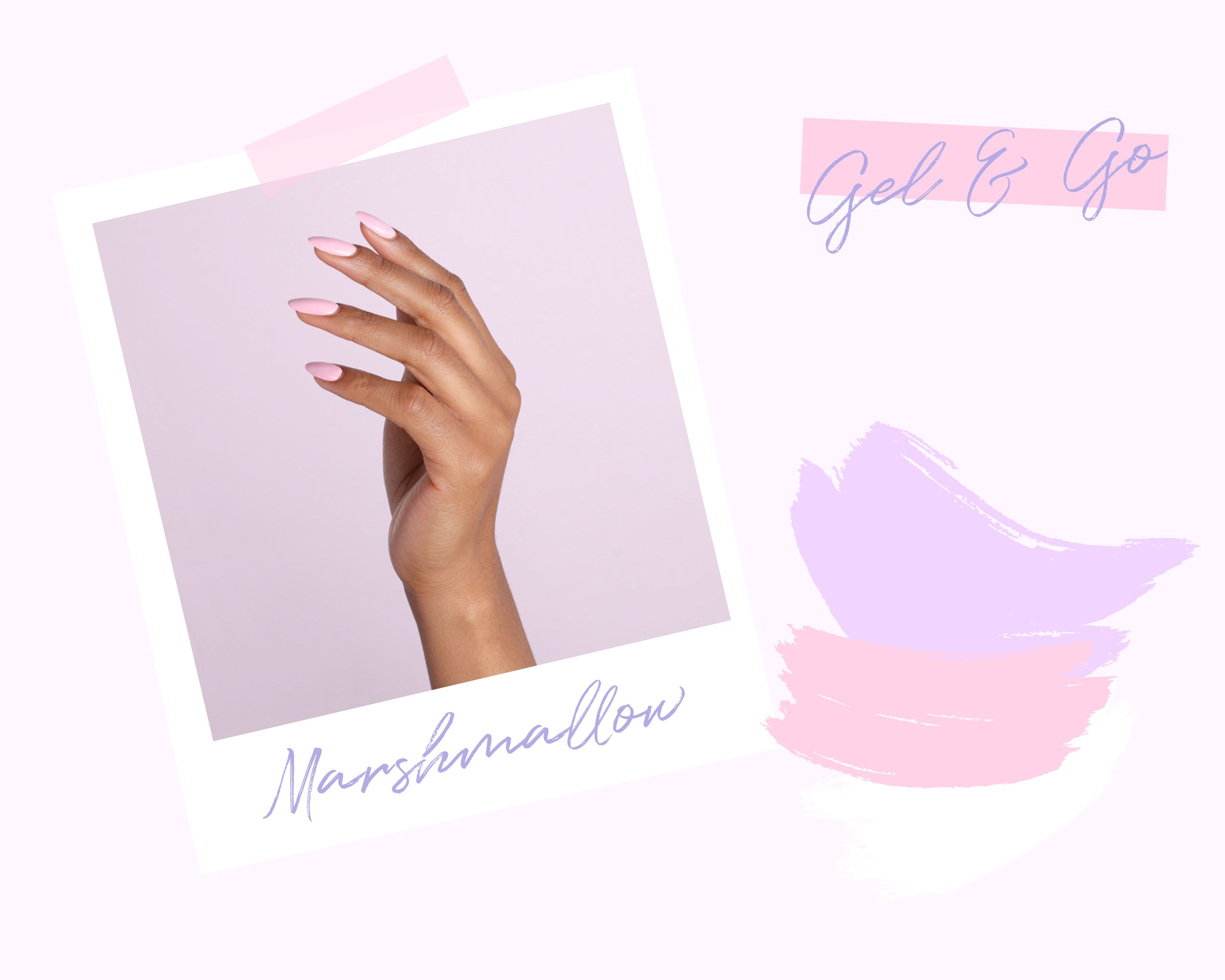 Gel and Go Marshmallow