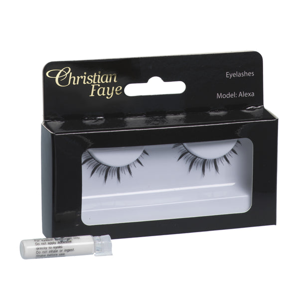 Christian Faye 'Alexa' False Strip Lashes