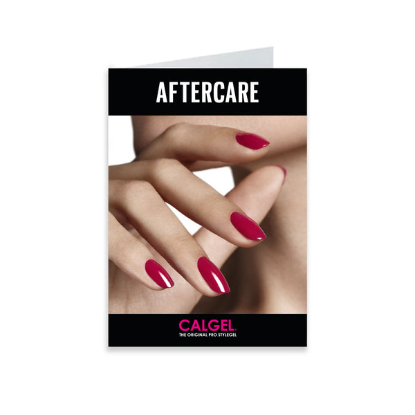 CALGEL Aftercare Leaflets