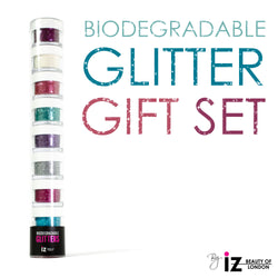 Biodegradable Glitter Gift Set