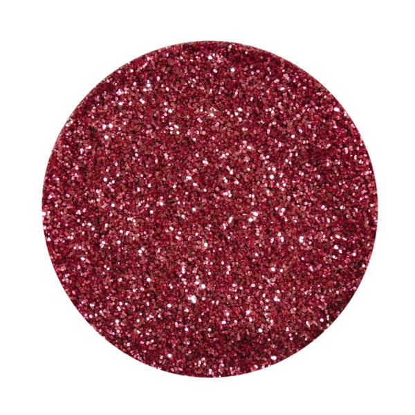 Cerise Biodegradable Glitter