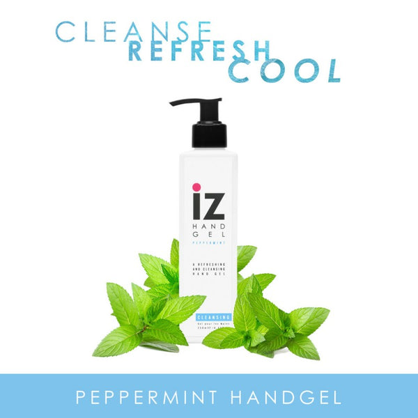 Peppermint Hand Gel 250ml