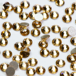 Topaz Gold Crystals - Small