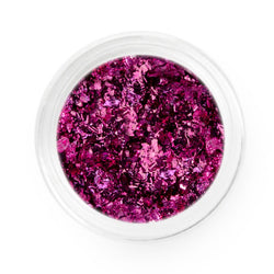 Magenta Chrome Flakes