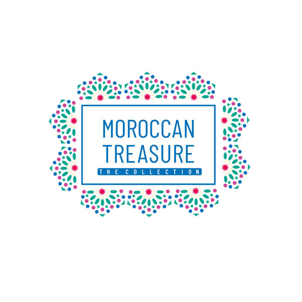 CALGEL Moroccan Treasure Collection | SAVE 20%