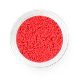 Rocket Red Neon Powder Pigment