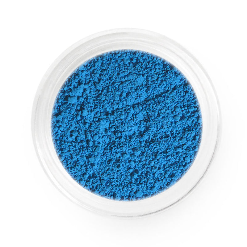 Horizon Blue Neon Powder Pigment