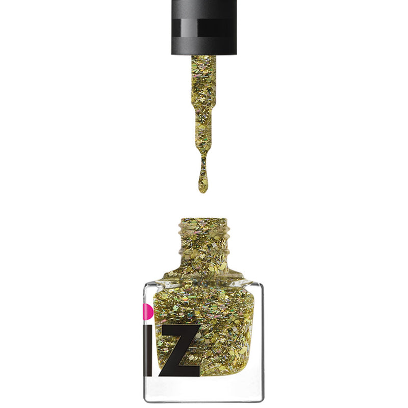 Party Time Glitter Top Coat 6ml