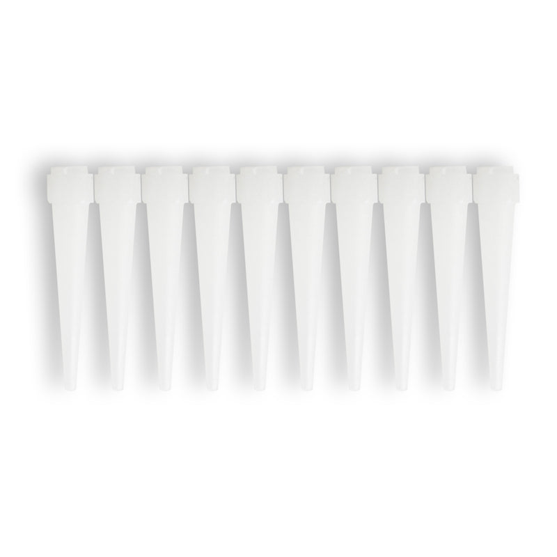 Resin Extender Tips. Pack of 10.
