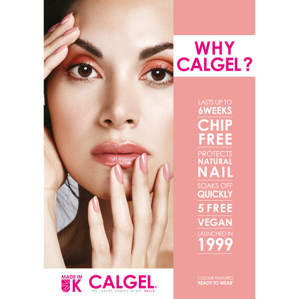 Why CALGEL? Poster