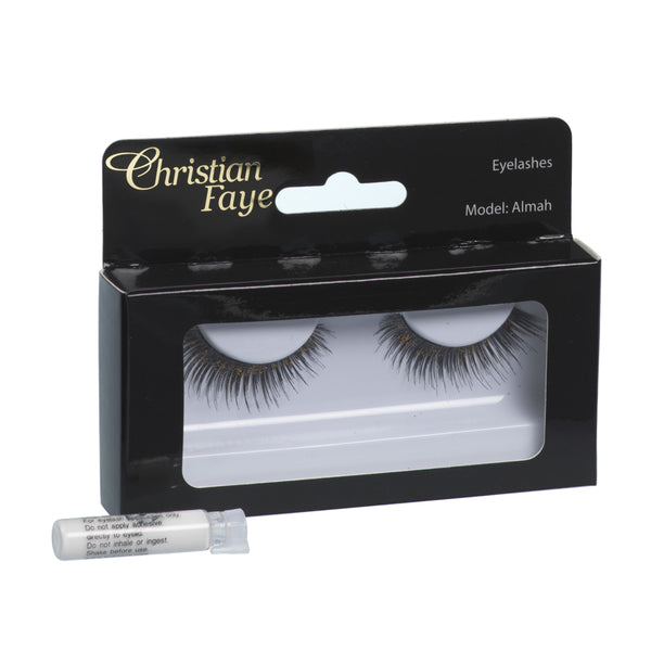 Christian Faye 'Almah' False Strip Lashes