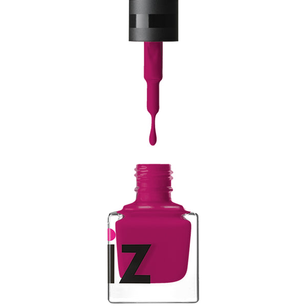 Gel Effect Nail Lacquer - Fuchsia Infusion 6ml