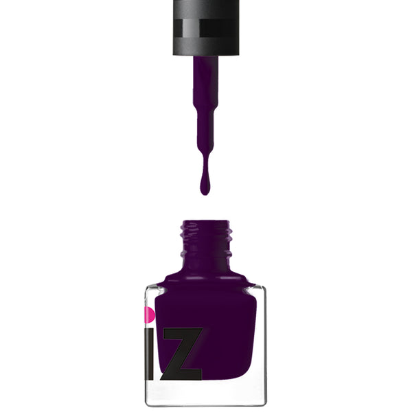 Gel Effect Nail Lacquer  - Purple Storm 6ml