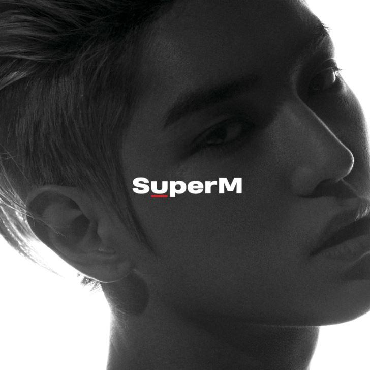 SUPERM - 1st Mini Album - [SUPERM] - KOREAN EDITION - K Pop Pink Store