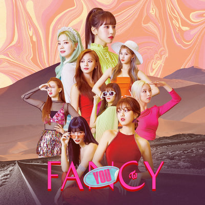TWICE - 7th MINI ALBUM - [FANCY YOU] - K Pop Goods Pink House