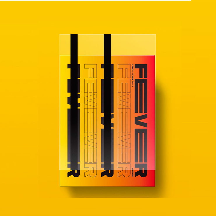 ATEEZ - ZERO : FEVER PART 1 ALBUM