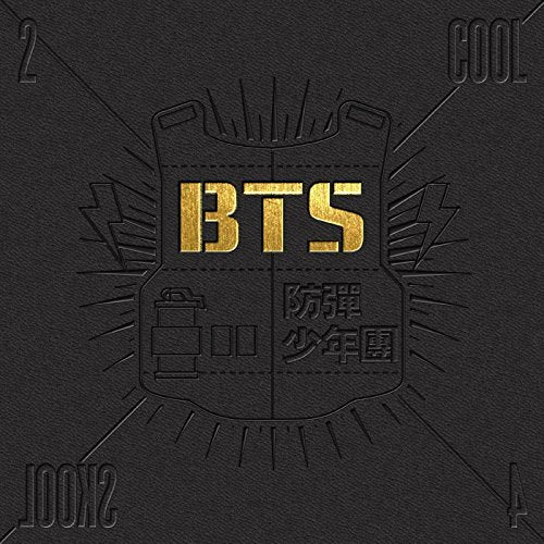BTS - 2 COOL 4 SKOOL(1ST SINGLE ALBUM) - K Pop Goods Pink House