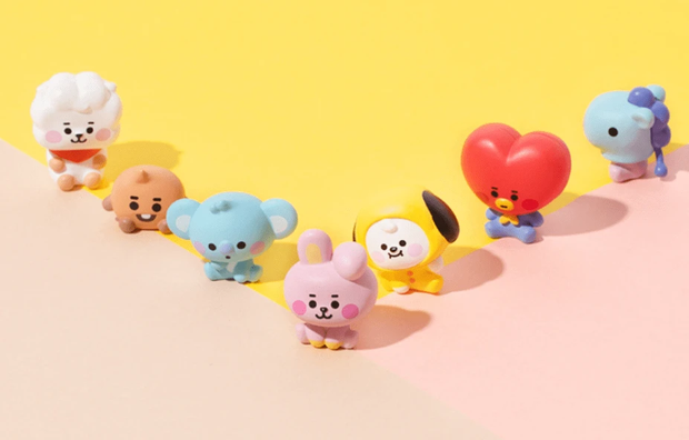BTS BT21 Official Baby MONITOR FIGURE
