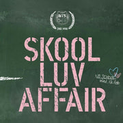 BTS 2nd Mini Album [SKOOL LUV AFFAIR] - K Pop Goods Pink House