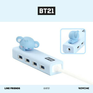 BTS BT21 Line Friends Official Baby USB 3.0 Hub