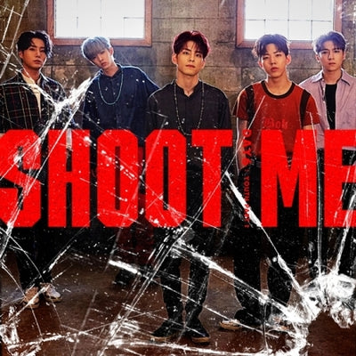 DAY6 - 3rd Mini Album - [SHOOT ME : YOUTH PART 1] - K Pop Goods Pink House