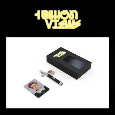 EXO, SC - OFFICIAL PHOTO PROJECTION KEYRING