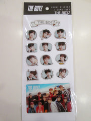 Epoxy Sticker - K-POP GROUPS/MEMBERS - K Pop Pink Store