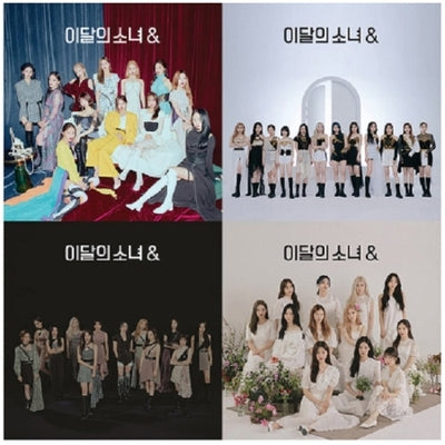 IZ*ONE - One-reeler Act IV (4th Mini Album)