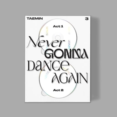 TAEMIN - NEVER GONNA DANCE AGAIN (Extended Ver.)