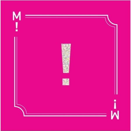 MAMAMOO - 3rd Mini Album - [PINK FUNKY] - K Pop Goods Pink House