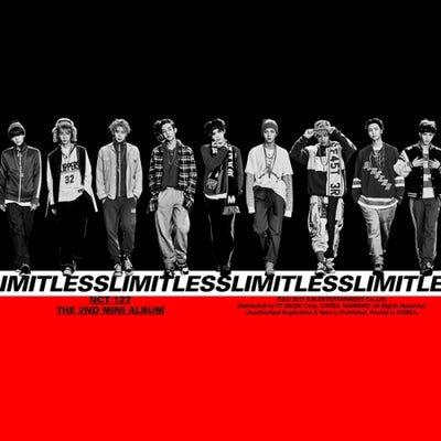 NCT 127 - 2nd Mini Album - [LIMITLESS]