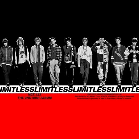 NCT 127 - 2nd Mini Album - [LIMITLESS] - K Pop Goods Pink House