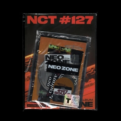 NCT 127 - 2집 [NCT #127 NEO ZONE] (T VER.)